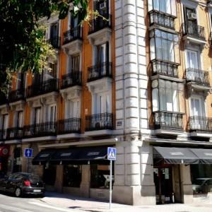 Despacho de Psicoafirma Psicólogos en la calle Fernando VI de Madrid